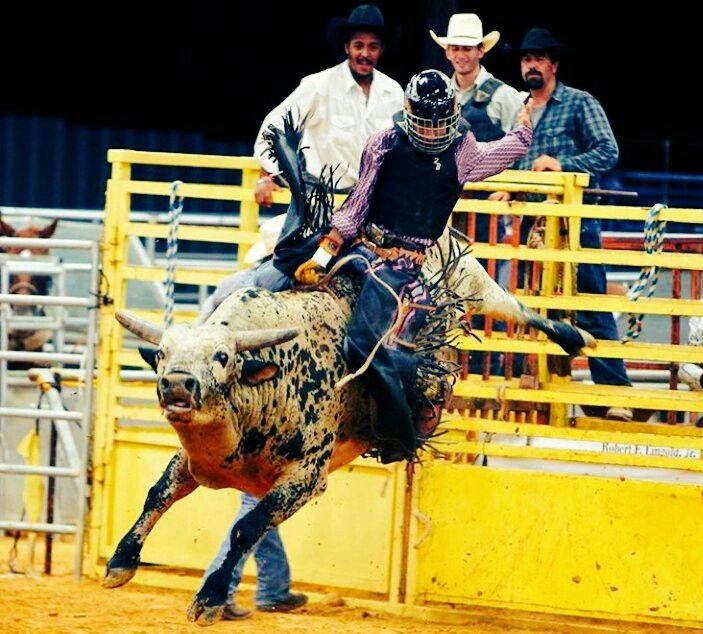 Great Photo sent in by Bull Rider Caleb Davis Who is Rodeo Riding  Out of Mississippi Team Cowboy Coffee Chew