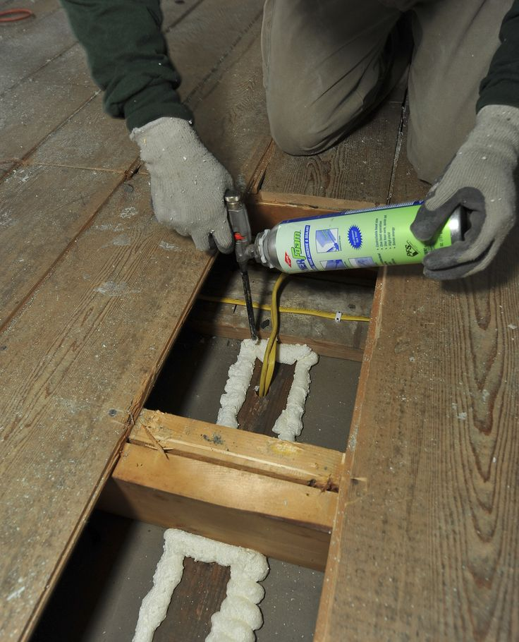 A tiny leak can affect your indoor heating. Check the possible areas for leaks and seal them.