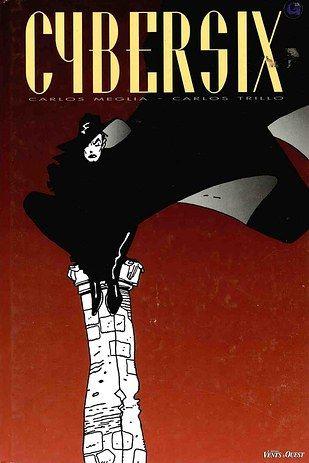 Cybersix (Adrian Seidelman) | 15 Incredible Latino Superheroes You Need To Know