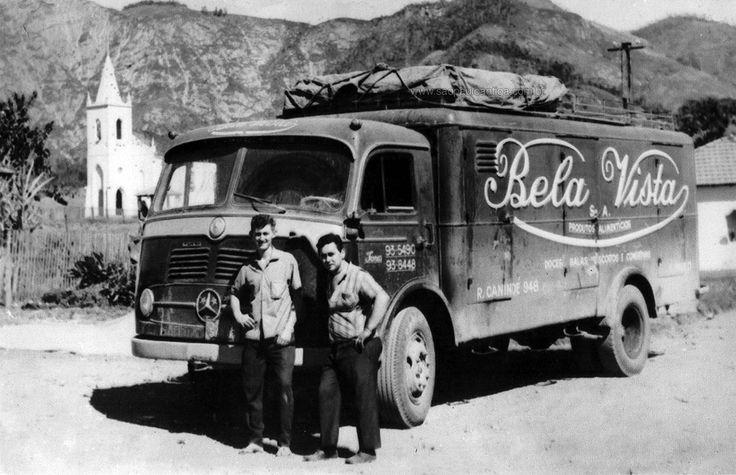 Caminhão de doces da Bela Vista