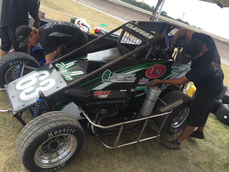 Bryan Clauson, Belleville High Banks crash puts driver in critical condition. Family issues statement: https://racingnews.co/2016/08/07/bryan-clauson-crash-puts-driver-critical-condition/ #bryanclauson