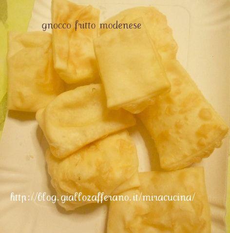 gnocco fritto modenese