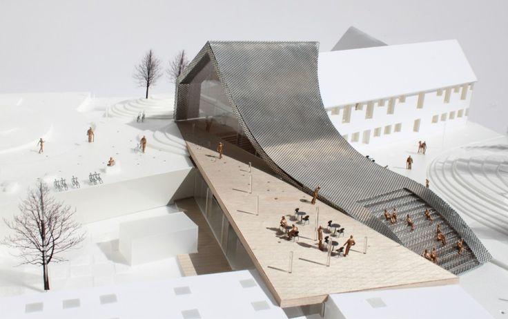 Mariehøj Cultural Center / WE architecture + Sophus Søbye Arkitekter