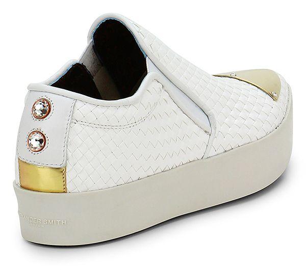Sneaker White Alexander Smith London - Le Follie Shop