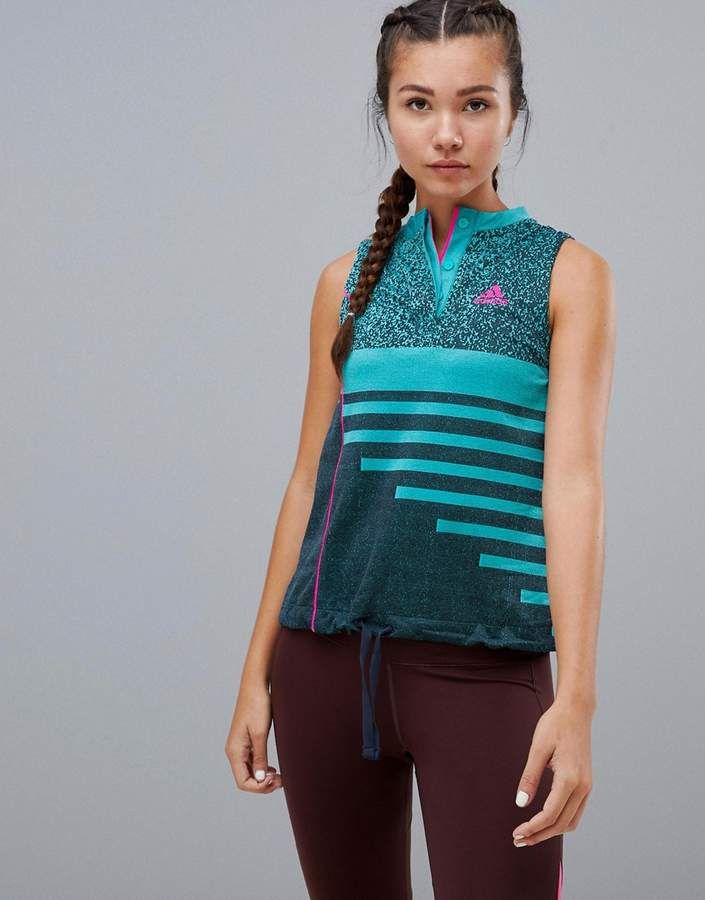 Now Out By Seasonal Adidas Tennis Check It Tank anxwUzXqff