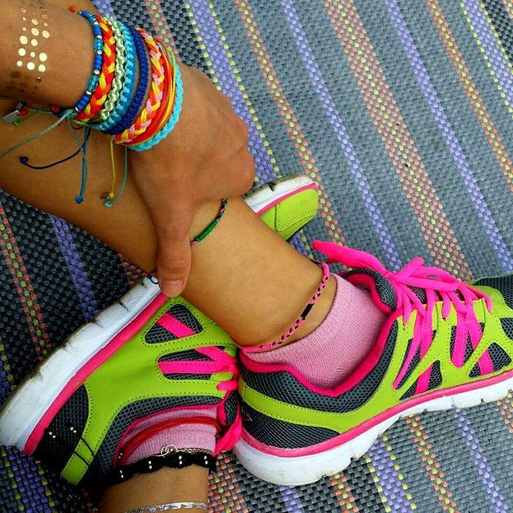 macrame anklets bracelet, anklet bracelet, bransoletka na kostkę, bransoletki na nogi