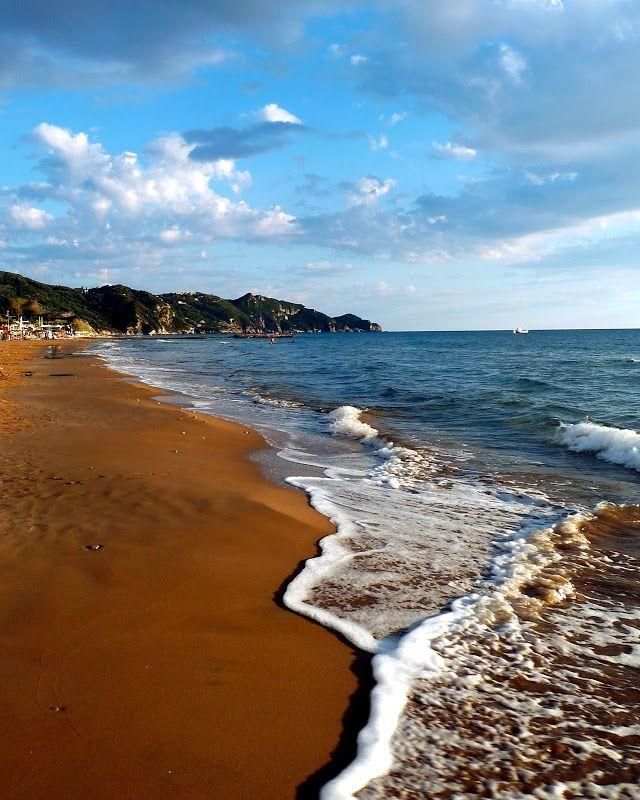 Island Beach Scenes: 40 Best Corfu 2016 Images On Pinterest