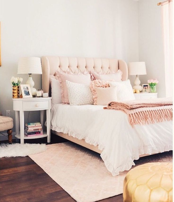 Best 25+ Rose gold bed ideas on Pinterest | Bedroom ideas ...
