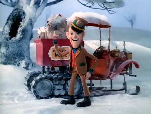 Rankin/Bass' Santa Claus Is Comin' to Town is on ABC TV Tonight at 7 pm Central time!