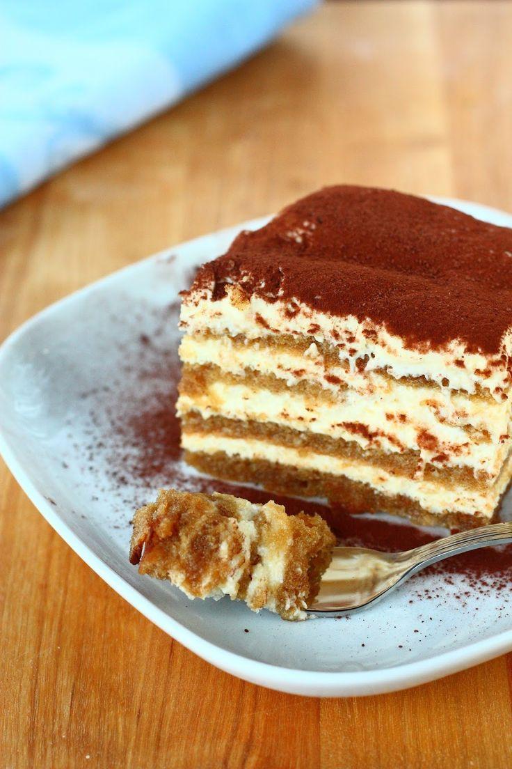 Suklaapossu: Täytekakut, tiramisukakku