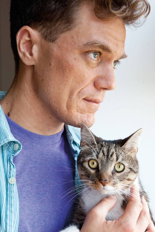 Cat and Michael Shannon