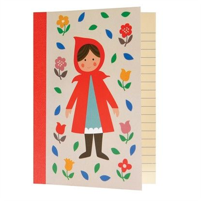 Check out Feeling Quirky Gifts: Red Riding Hood N... Click here! http://www.feelingquirky.co.uk/products/red-riding-hood-notebook?utm_campaign=social_autopilot&utm_source=pin&utm_medium=pin