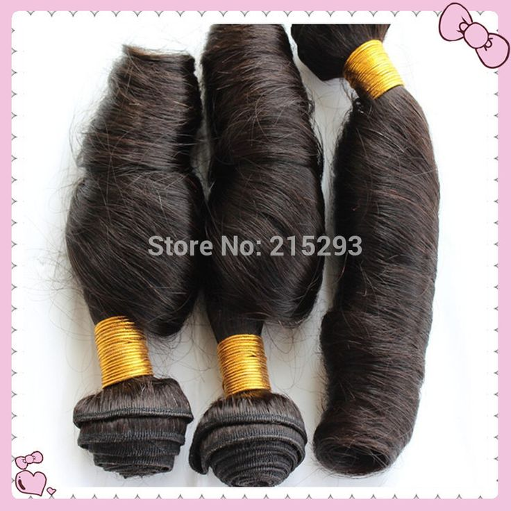 Find More Hair Weaves Information about DHL 7A Nigeria Aunty Funmi Hair Unprocessed Peruvian Virgin Spiral Curls  hair ,Bouncy Curls 1pcs, 2pcs, 3pcs,High Quality hair corsage,China hair colo Suppliers, Cheap hair straightener wet dry from Angel City 2012 on Aliexpress.com