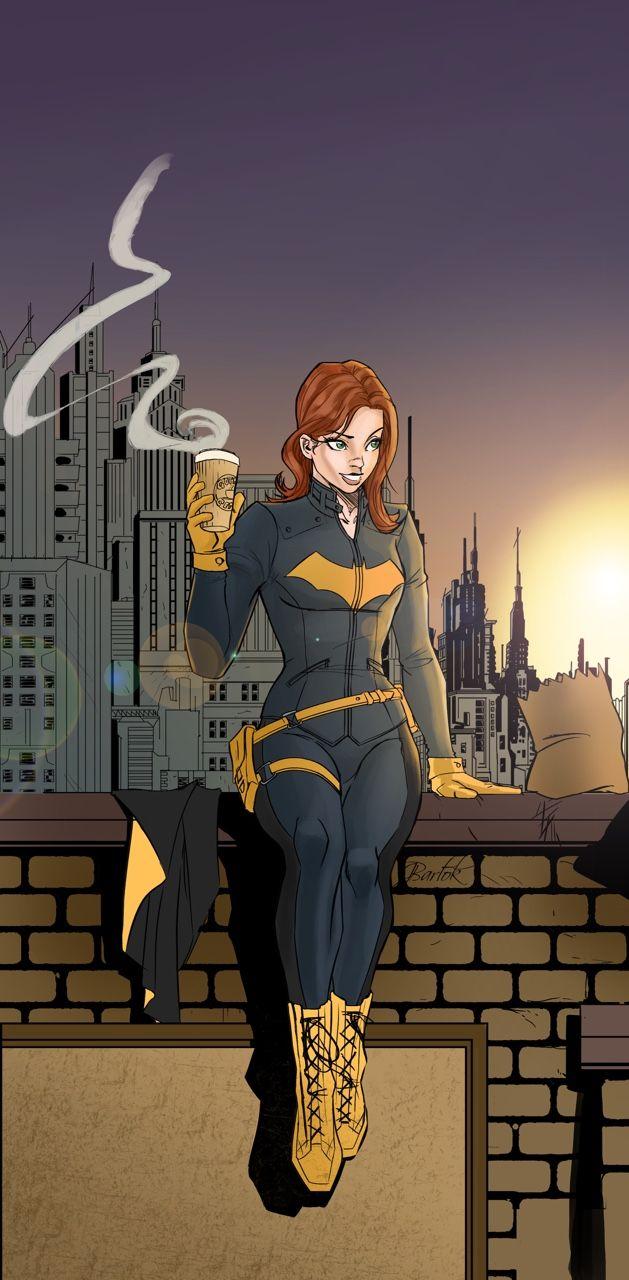 'New 52' Batgirl - Jake Bartok
