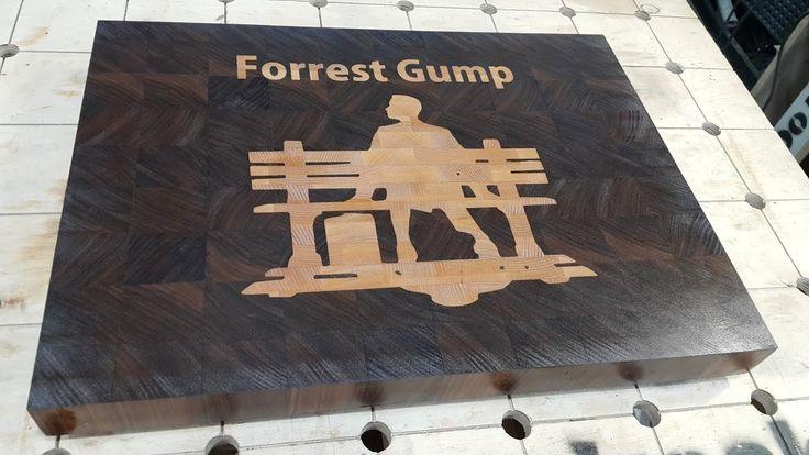 Forrest Gump Cutting Board https://www.youtube.com/watch?v=D8-2ue3dcoE