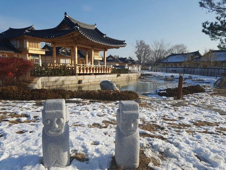 강릉오죽한옥마을