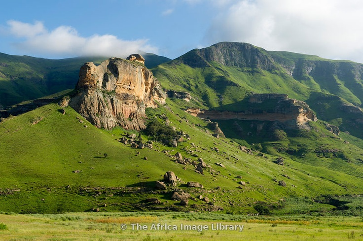 Clarens, Free State #SouthAfrica Where my gran and gramps lived xx