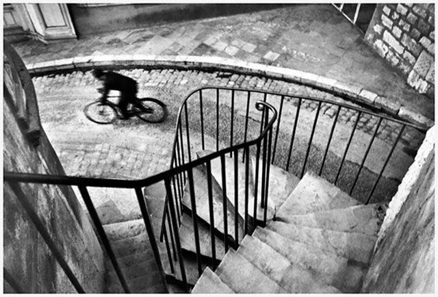 Hyéres, Francia (1932) - Cartier Bresson.