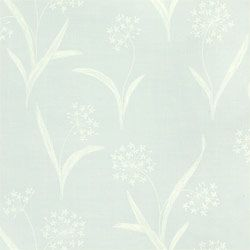Thibaut Serendipity - Queen Anne's Lace - Wallpaper - Aqua