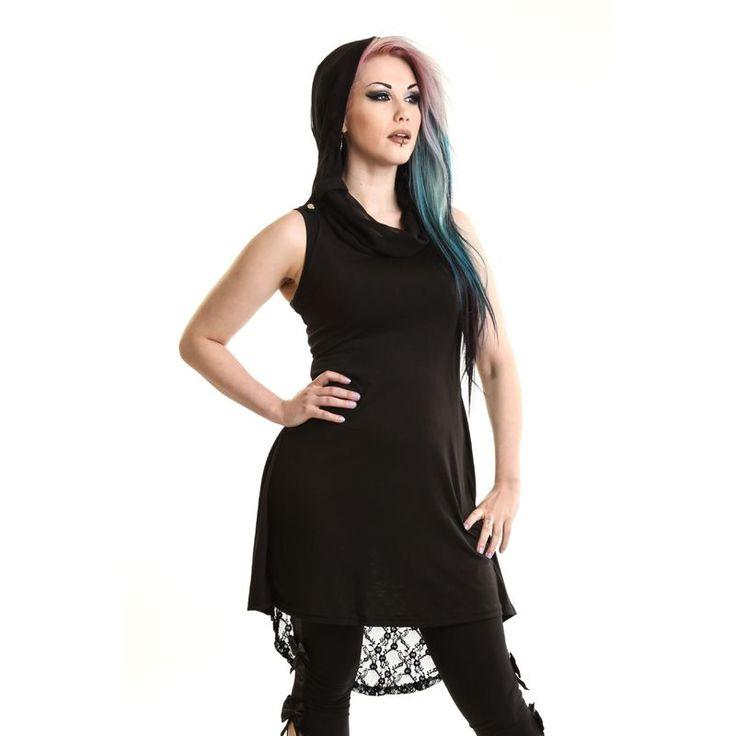 Vixxsin Dark Shade - Naisten mekko (XL) 48,90€