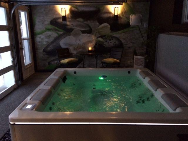 Epingle Par Piscines Classic Sur Spa Realisation