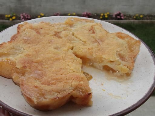 Crumble aux prunes - Recette de cuisine Marmiton : une recette