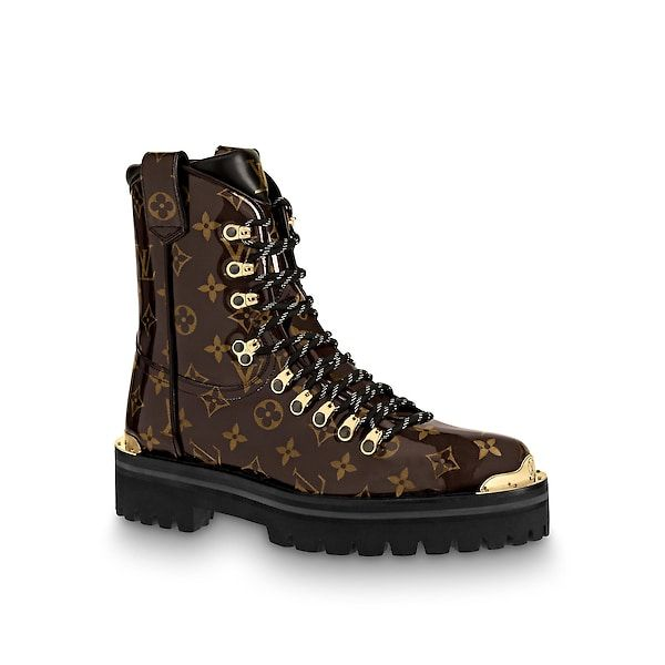 LV Outland ankle boot - SHOES | LOUIS