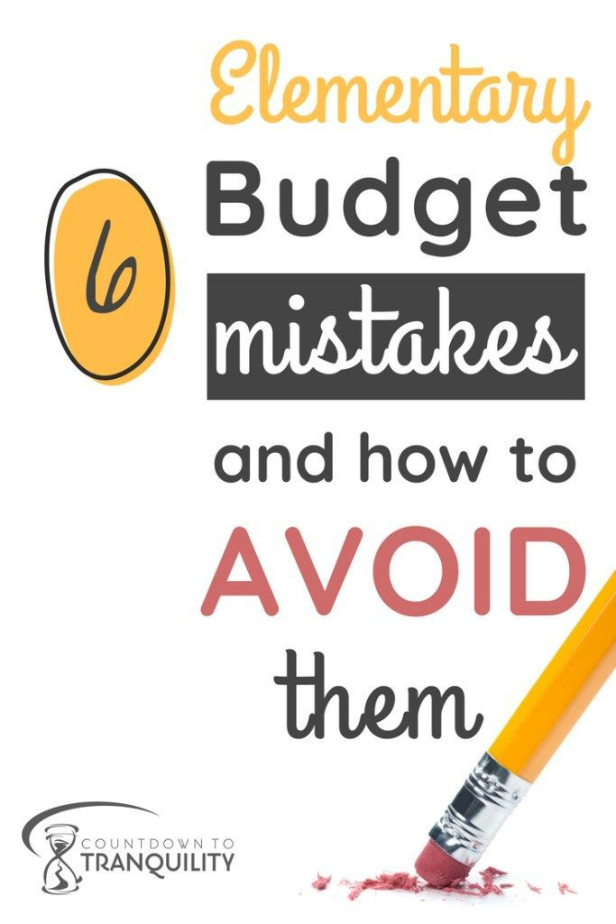 budget mistakes; how to avoid them; how to avoid budgeting mistakes; beginner budgeting blunders