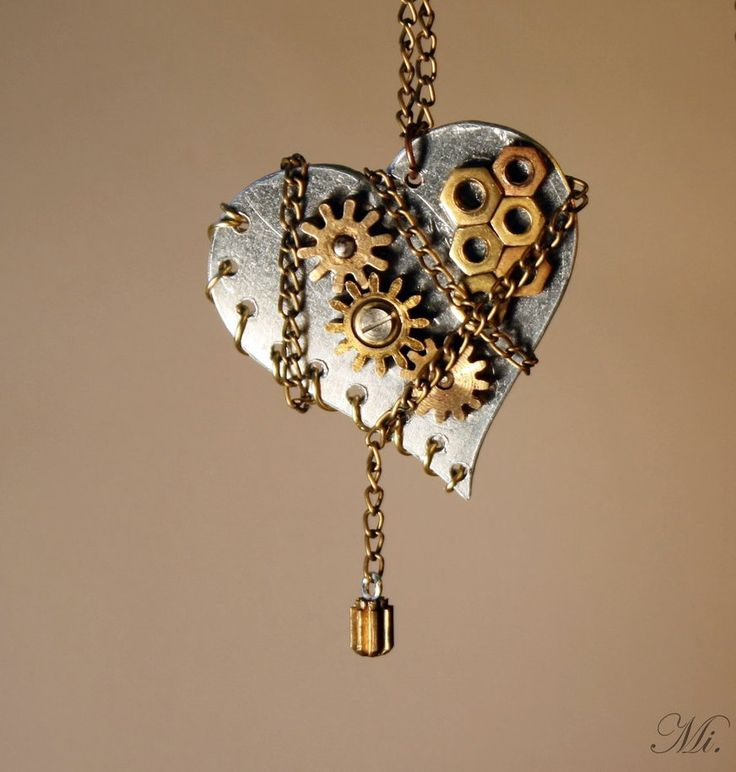 Is Steampunk Jewelry A Craft Or An Art: Best 25+ Steampunk Necklace Ideas On Pinterest