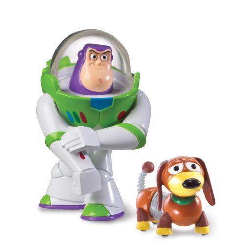 Disney Pixar Toy Story 3 Action Links Buddy Pack Slinky Dog and Laser Buzz Lightyear @ niftywarehouse.com #NiftyWarehouse #Toy #Story #Movie #ToyStory #Pixar