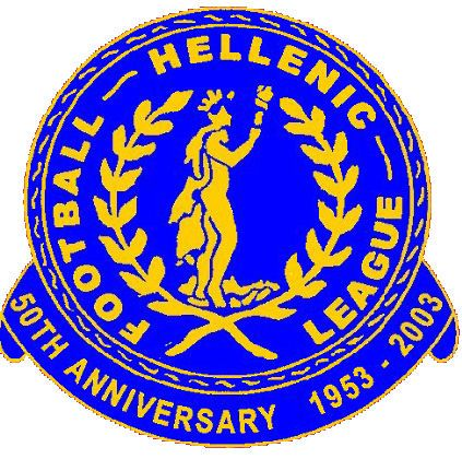 HELLENIC FOOTBALL LEAGUE  -  ENGLAND