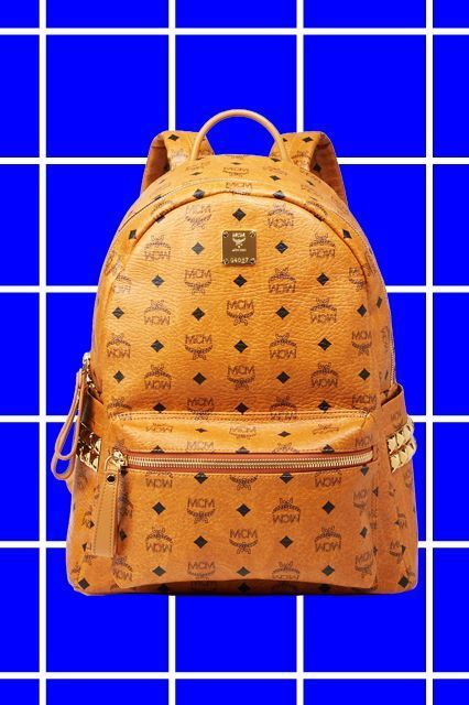 This leather backpack is THE ONE