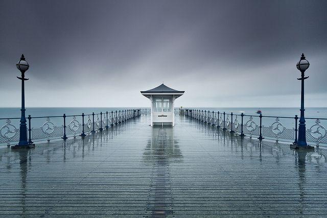 Swanage Pier by Phil Carpenter, via Flickr
