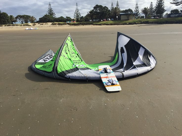 Kite and board