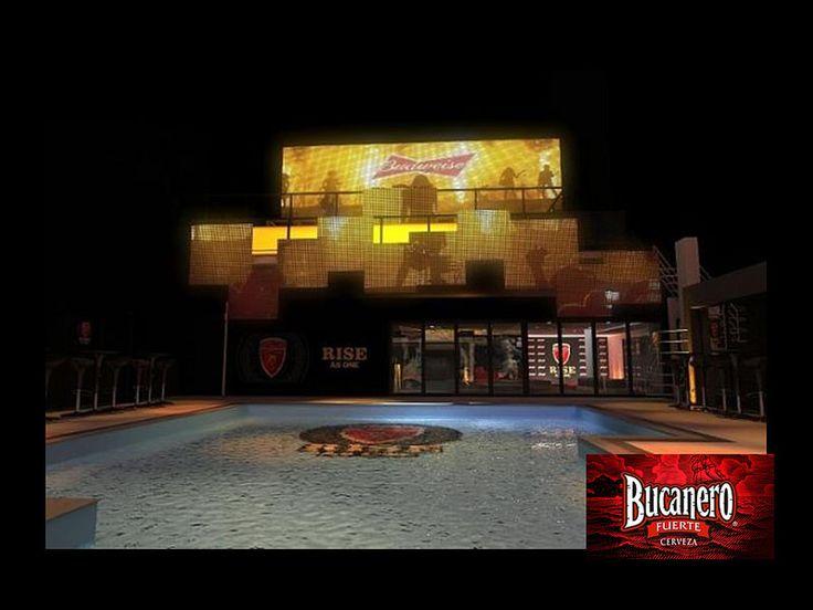 CERVEZA BUCANERO ¿Sabías que Budweiser tiene un hotel? La empresa cervecera abrió un hotel 5 estrellas en la cual recibieron a los aficionados de futbol durante el mundial. El hotel, que cuenta con una piscina en la azotea con vistas a la playa icónica. El hotel ideal para los amantes de la cerveza en su visita a Brasil. www.cervezasdecuba.com