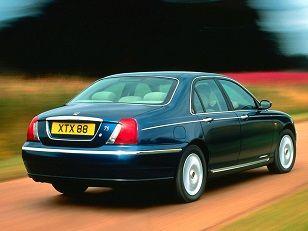 Rover 75 (1998 – 2003).
