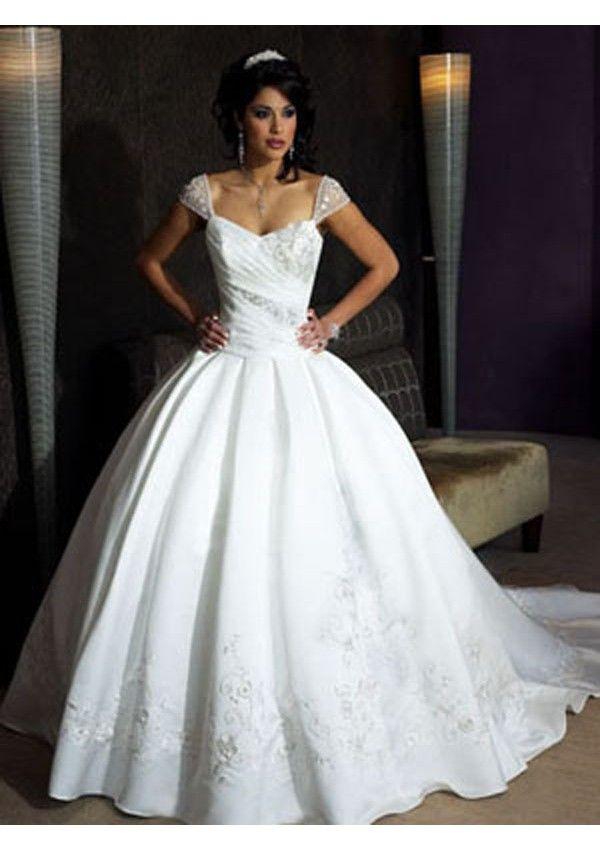 10 besten Robes de mariée Bilder auf Pinterest | Hochzeitskleider ...