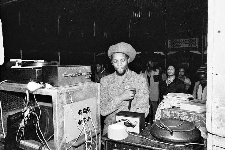 Jah Shaka London 1984