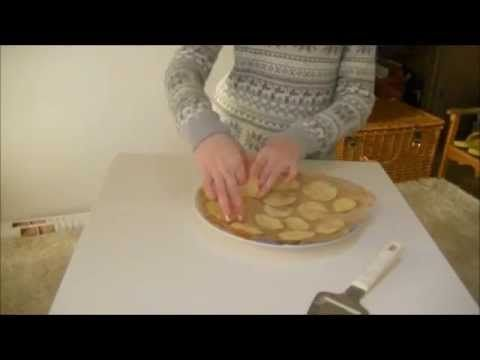 Kookvideo zelfgemaakte magnetron chips│marDIY