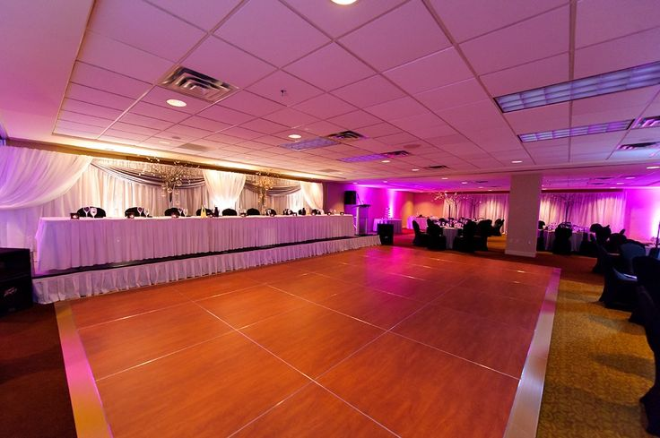 Stunning room design. Wedding in Moncton NB | Decor by Unico Decor
