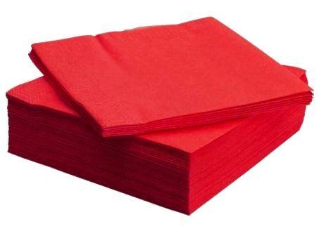 Czerwone serwetki maxi 40x40cm  http://vinetti.pl/search.php?text=serwetki www.vinetti.pl