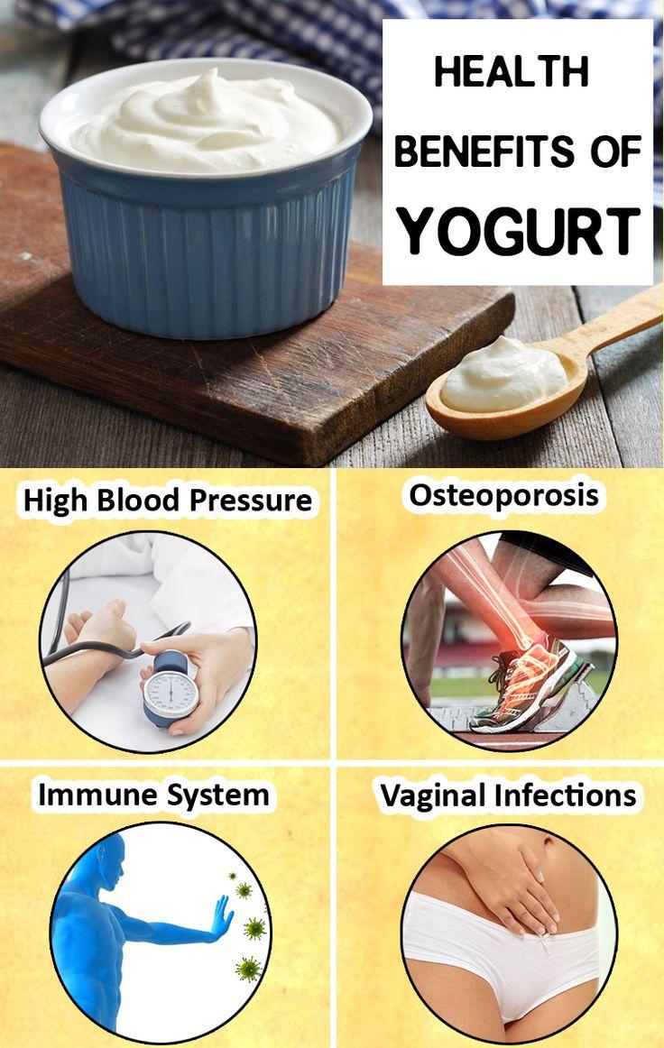 Yogurt Health Benefits | Best Healthy Yogurt for Probiotics