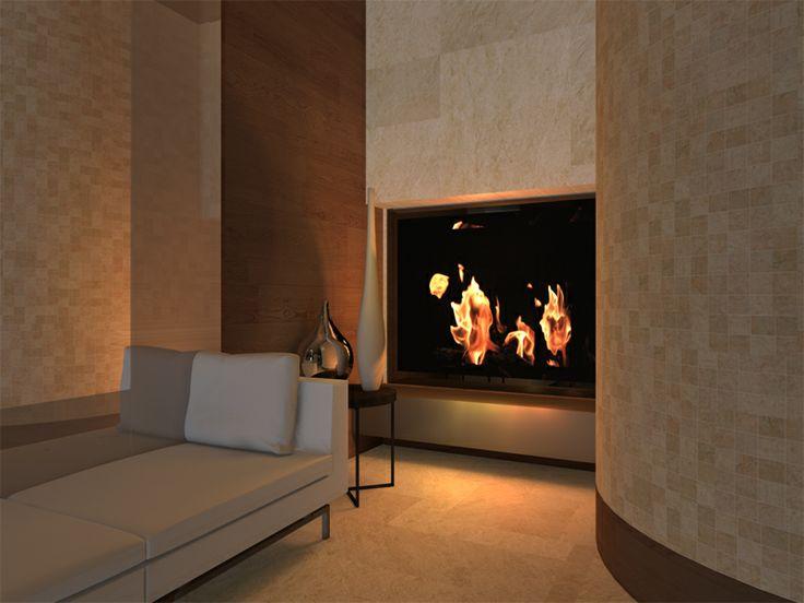Interior Design : Wellness Centre at home :)