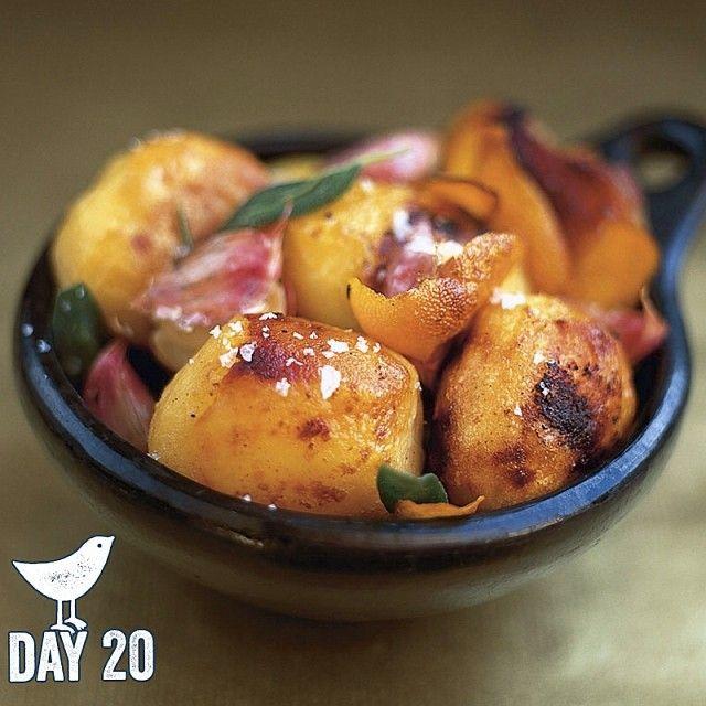 Jamie Oliver's Roast Potatoes | Jamie Oliver | Pinterest ...