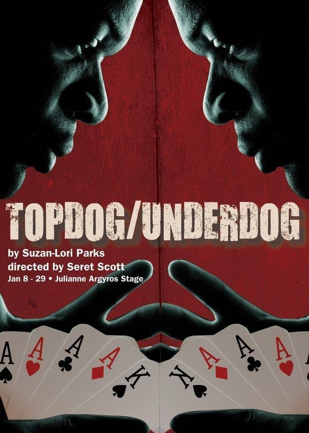 Topdog/Underdog by Suzan-Lori Parks | 32 Plays You Need To Read Before You Die