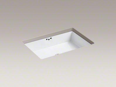 Verticylтў Rectangular Undermount Bathroom Sink K-2882-0 38 best master bathroom images on pinterest   master bathroom