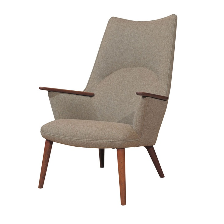 Hans Wegner Armchair | Wegner armchair, Wegner chair ...