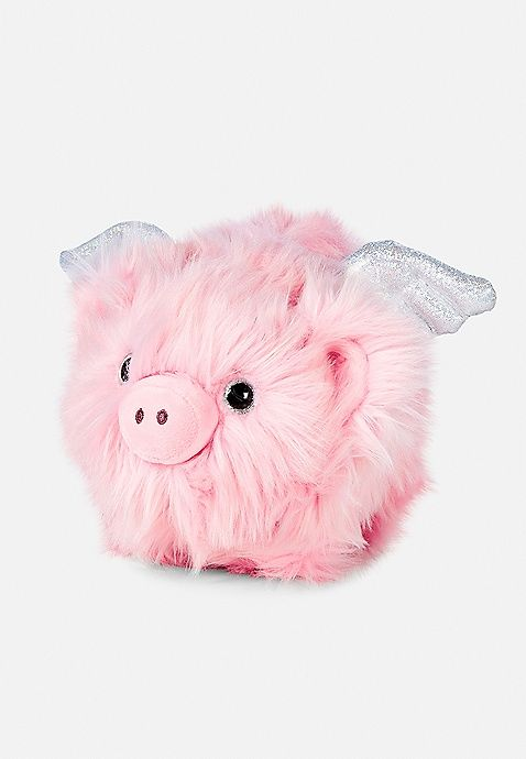Flying Pig Plush Justice Love Flying Pig Plush Justice Clothing