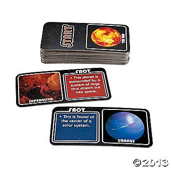 solar system fact cards - photo #47