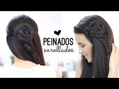 L eme despliegame peinados f ciles y bonitos con - Peinados faciles y bonitos ...